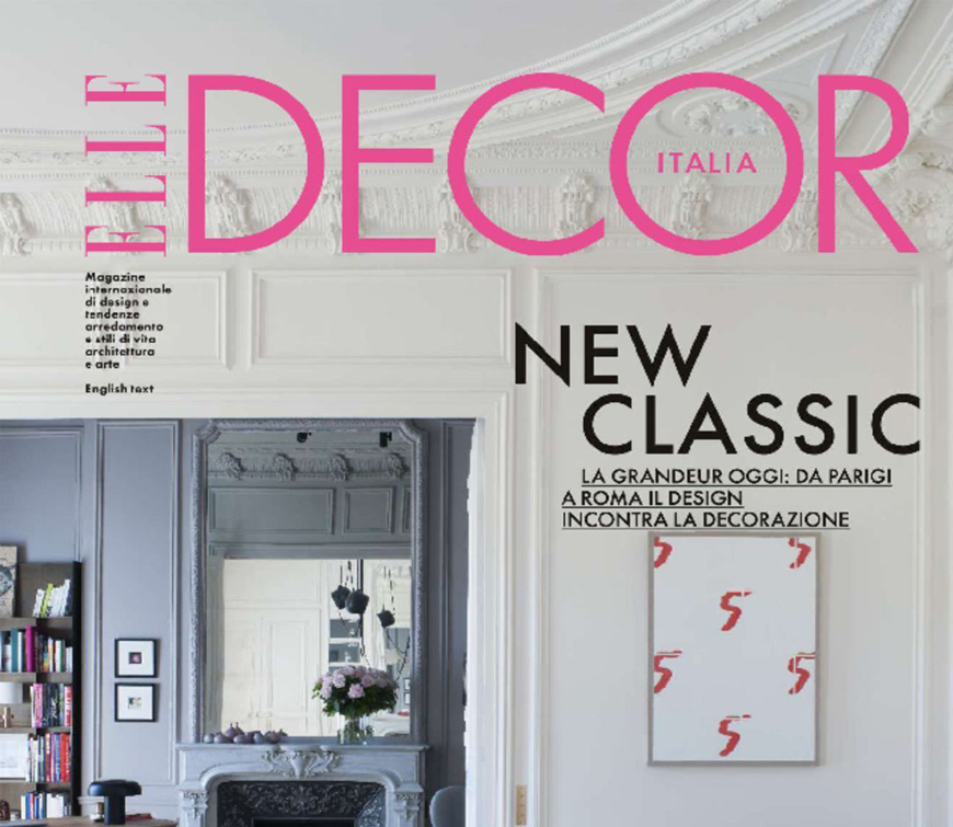 Interior Design Magazines Best Interior Design Magazines- Elle Décor May capa 9