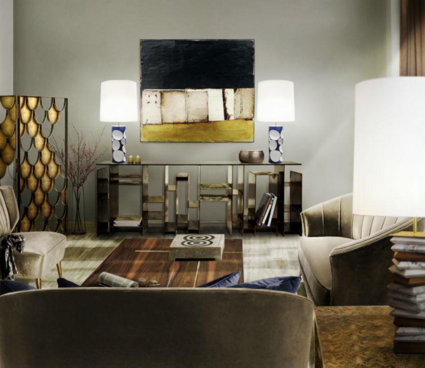 Interior design tips 10 contemporary living room ideas (2) Interior design tips Interior design tips: 10 contemporary living room ideas folding screen brabbu