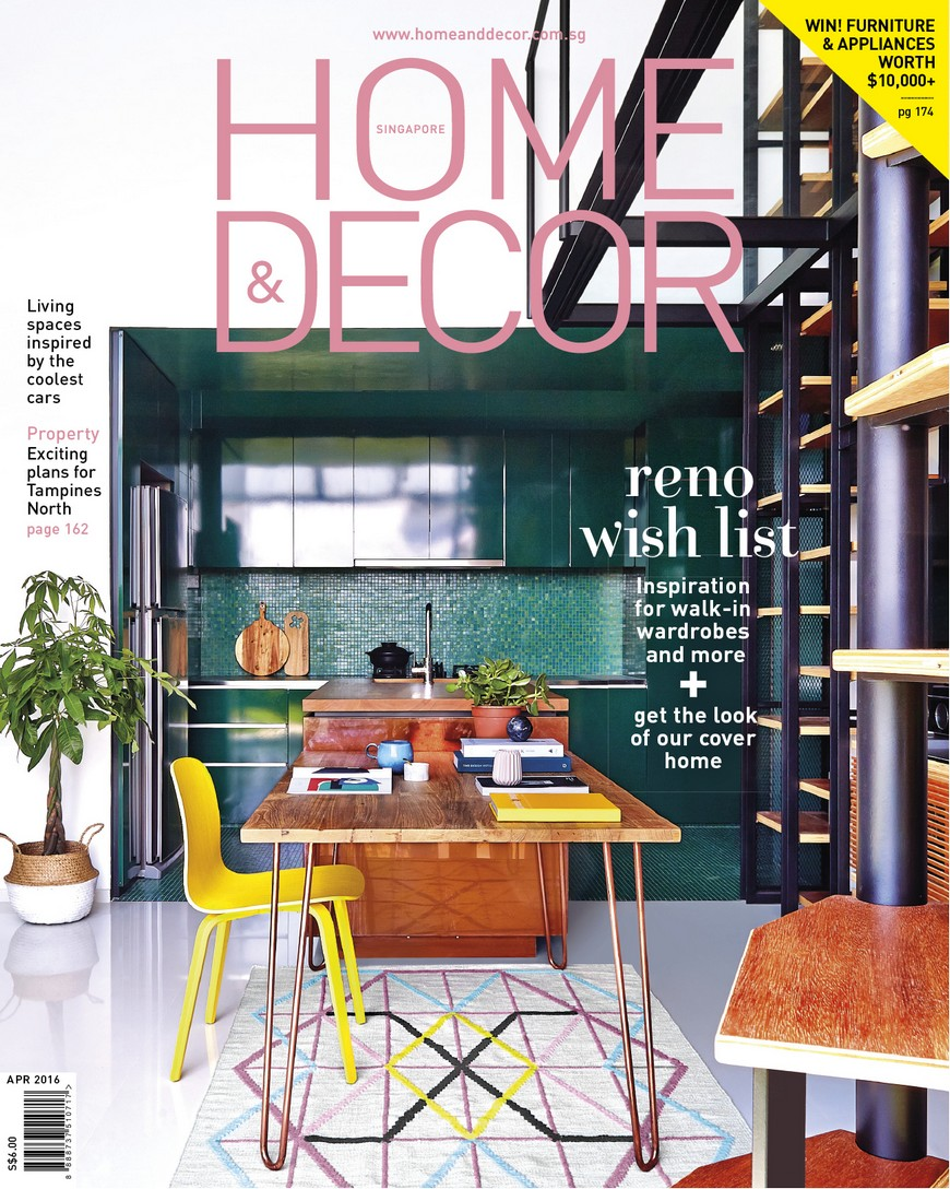 Best interior design magazines elle d cor may for Home and decor magazine
