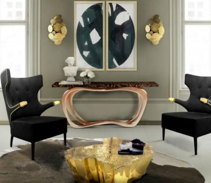 10 Dreamy Modern Interior Design Living Rooms