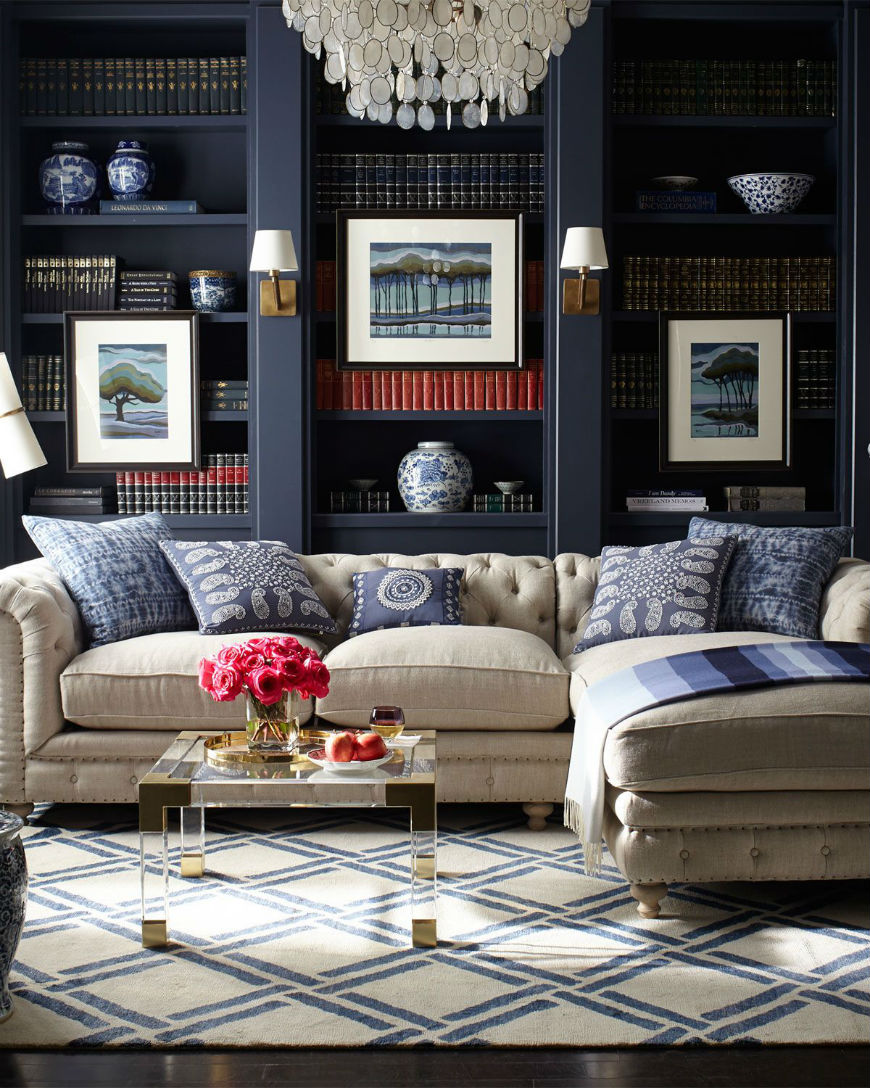 How to make a living room makeover 6 living room ideas for Build your living room
