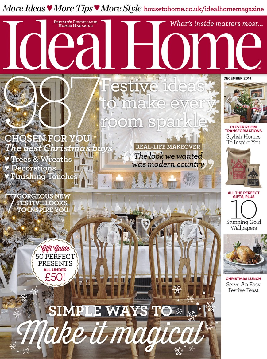 5 top design magazines in the uk - Top home decor magazines ...