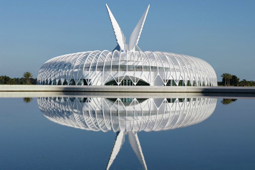 Modern Architecture by Top Architect Santiago Calatrava - 6 modern architecture Modern Architecture by Top Architect Santiago Calatrava Modern Architecture by Top Architect Santiago Calatrava 6