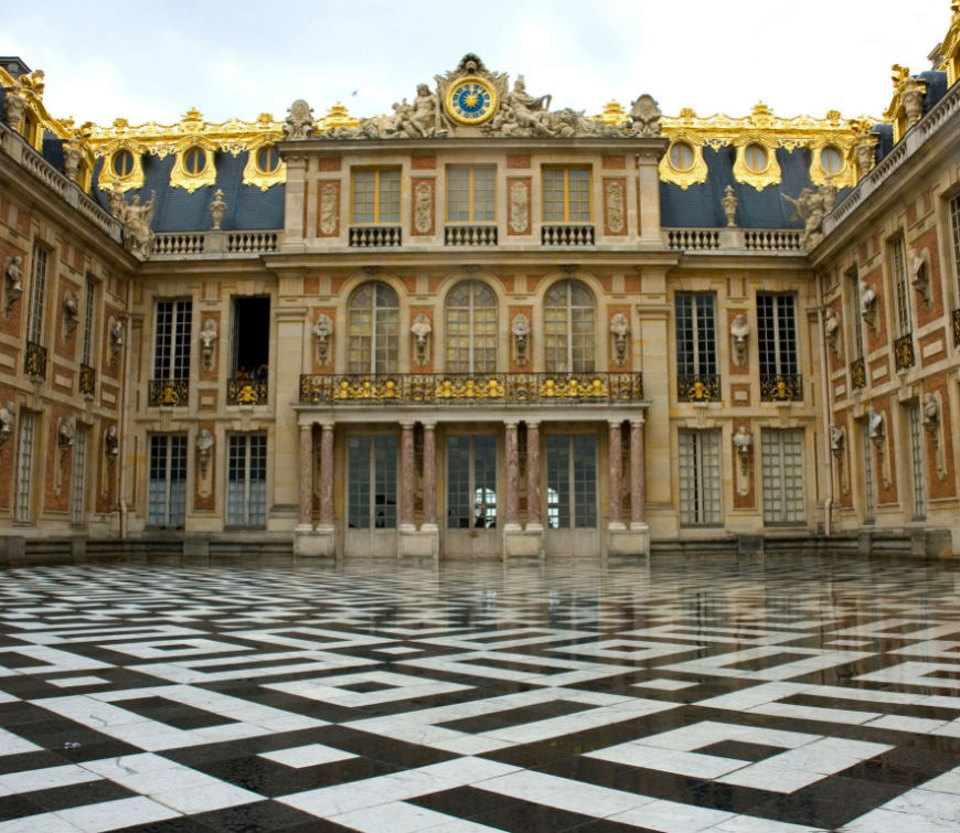 Places to eat Versailles Palace a Trully Royal French Experience