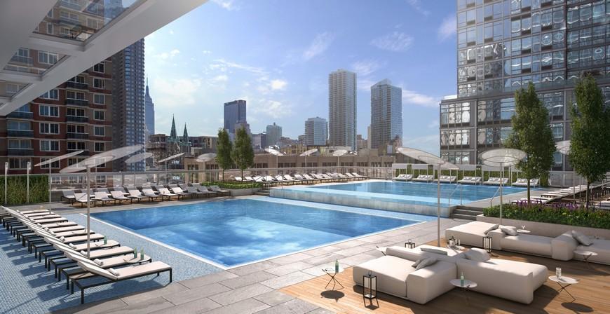 Modern Architecture: Fabulous Pool on Singapore's Sky  modern architecture Modern Architecture: Fabulous Pool on Singapore's Sky Sky pool