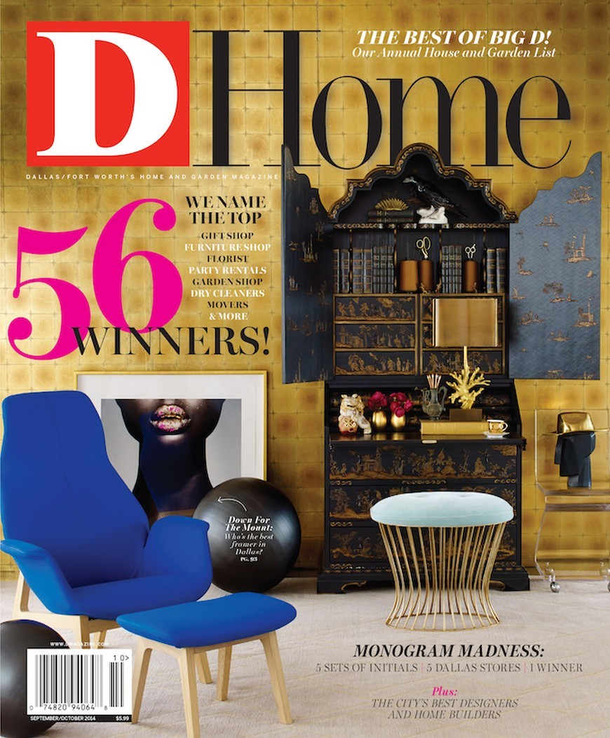Top 50 usa interior design magazines that you should read for Designs magazine