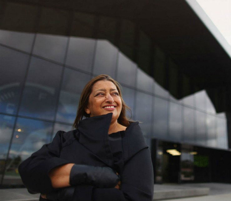 Top 20 Zaha Hadid's Modern Architecture Projects