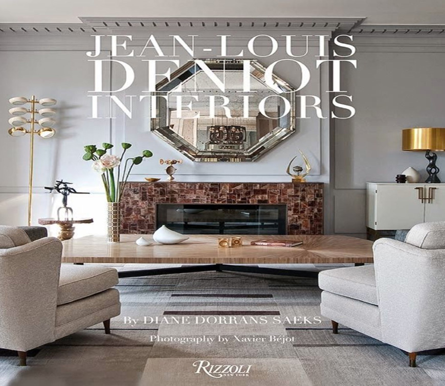 Amazing Best Interior Design Books: Jean Louis Deniot Interiors