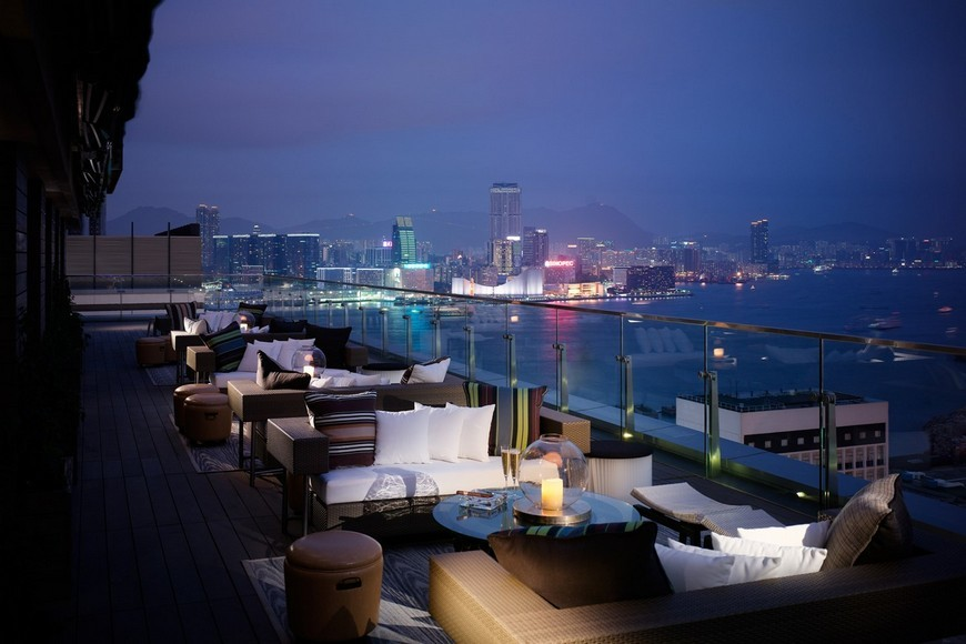 What To Do What To Do in Kong Kong This Summer Holidays? rooftopbar 1