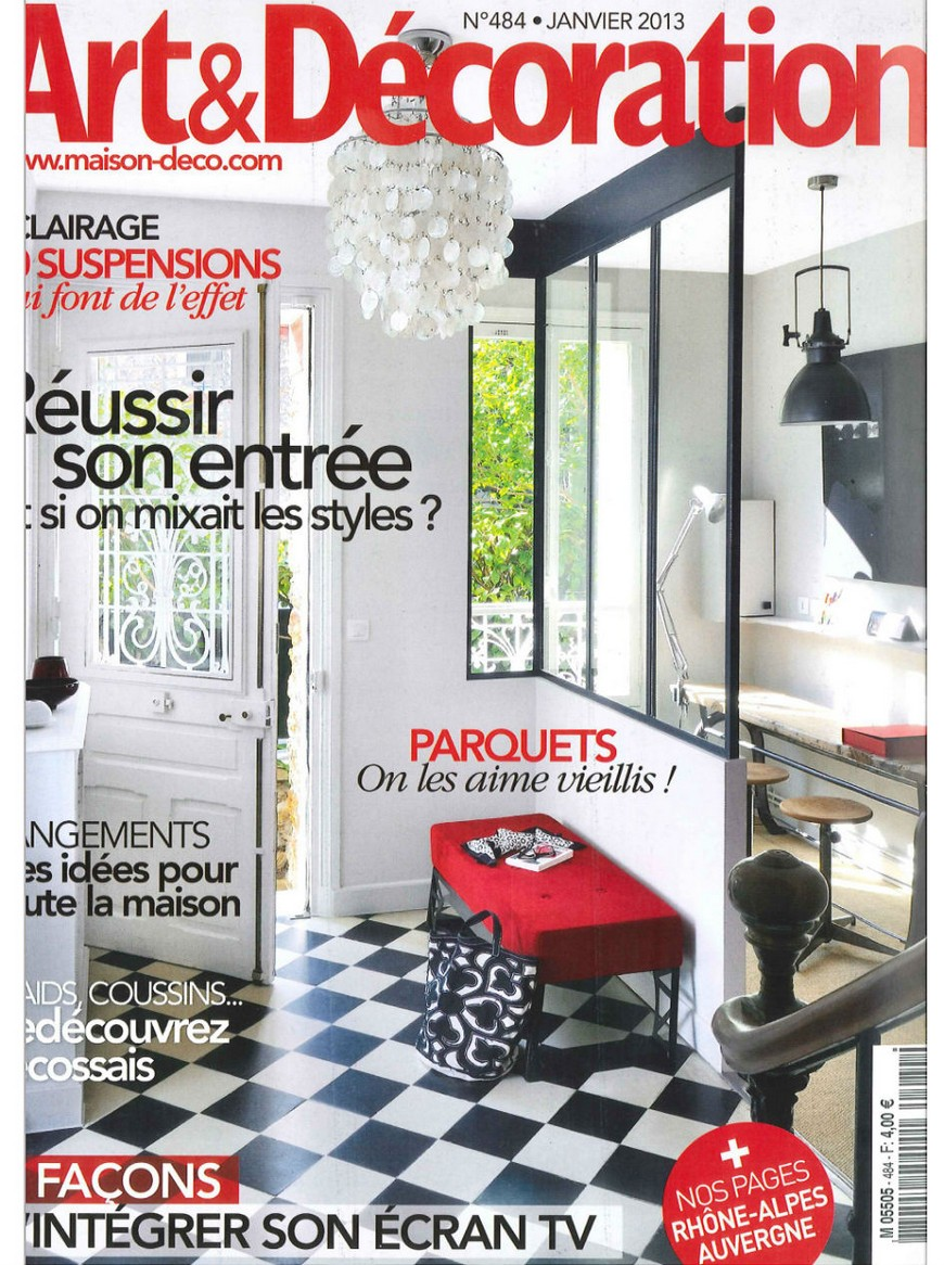 best 5 french magazine. Black Bedroom Furniture Sets. Home Design Ideas