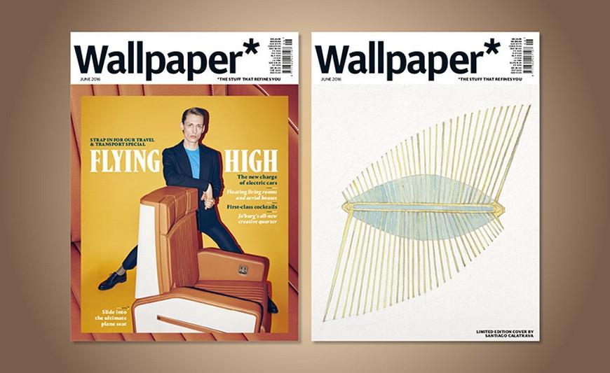 Best Design Magazines: Wallpaper June design magazines Best Design Magazines: Wallpaper June 5 6