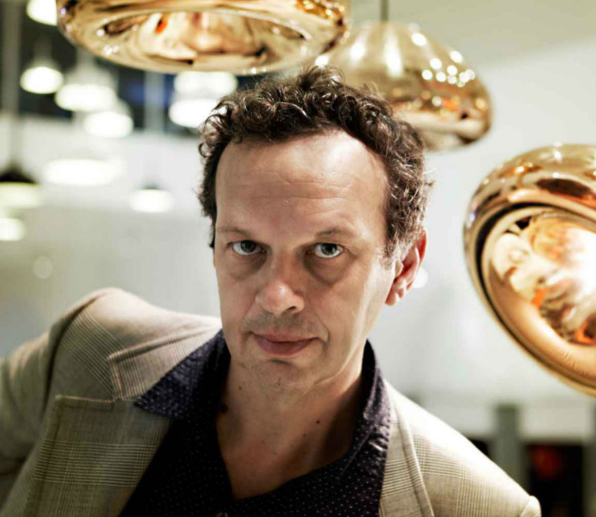 Famous Interior Designers Top Living Room Ideas by Tom Dixon