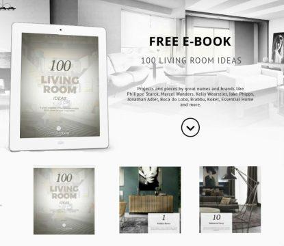 Living Room Ideas: 15 Free E-Books to Inspire You