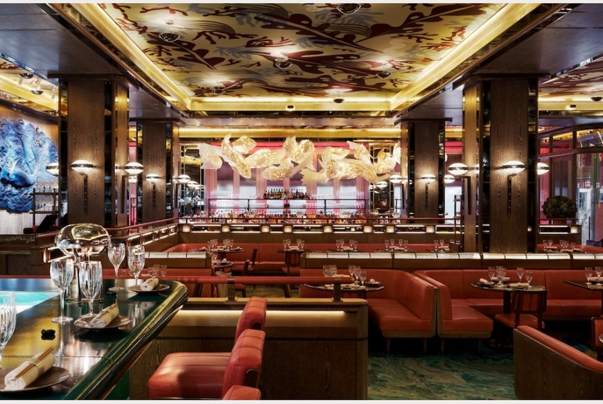 5 best restaurants Best Restaurants in London: Sexy Fish Restaurant by Martin Brudnizki MG 0151 V3 1
