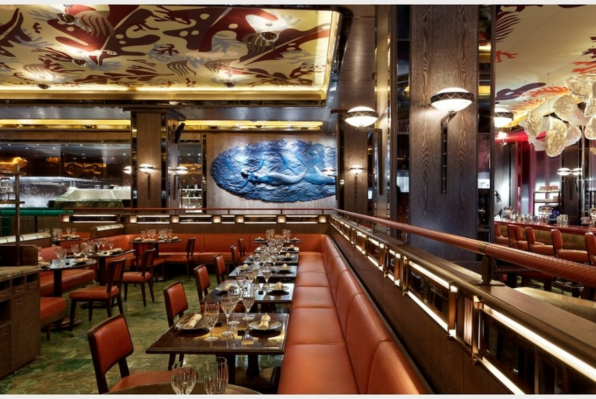 Best Restaurants in London: Sexy Fish Restaurant by Martin Brudnizki6 best restaurants Best Restaurants in London: Sexy Fish Restaurant by Martin Brudnizki MG 0154 1