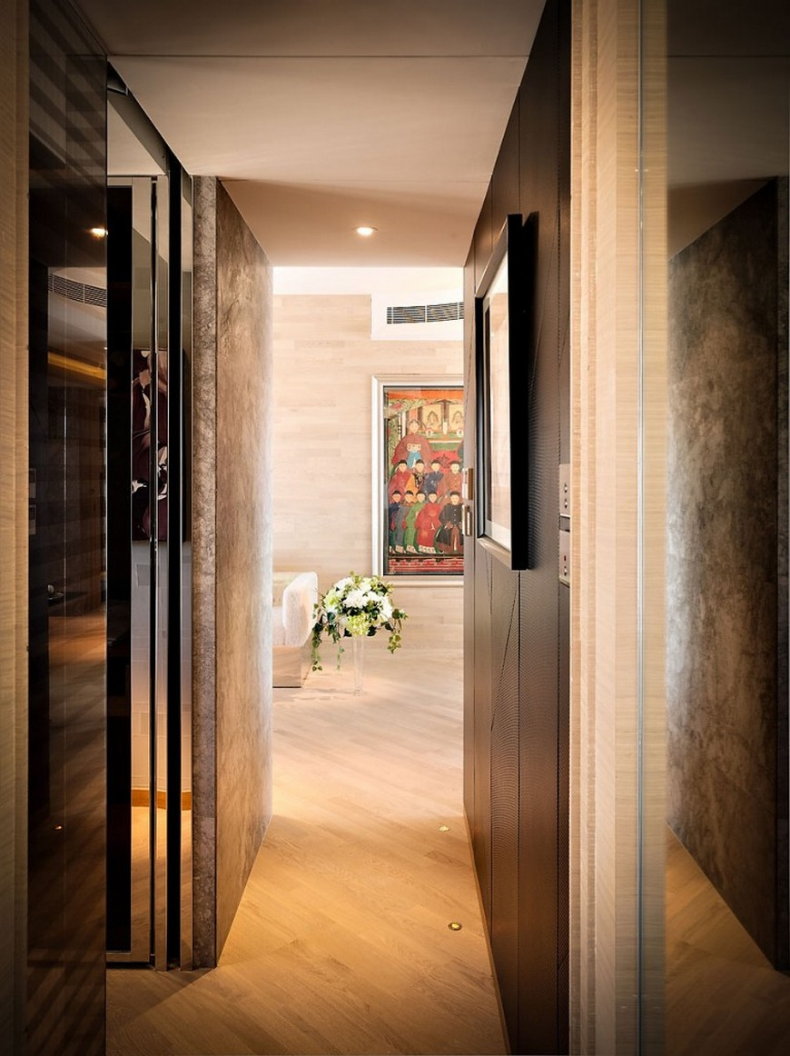 How to Decorate a Small Luxury Interior House in Hong Kong?  Interior House Design How to Decorate a Small Luxury Interior House Design in Hong Kong? Mount East Flat Hong Kong 9 767x1024