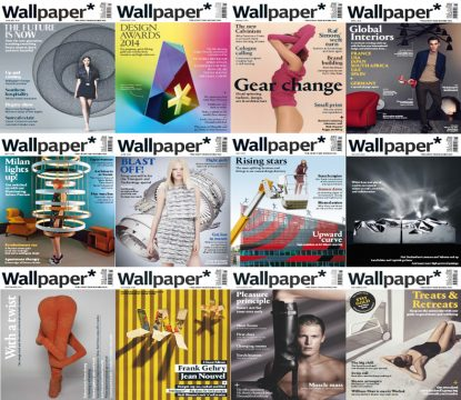 Best Design Magazines: Wallpaper June