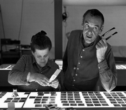 Best Interior Design Books: The Story of Eames Furniture