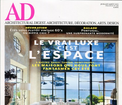 Best 5 french magazines