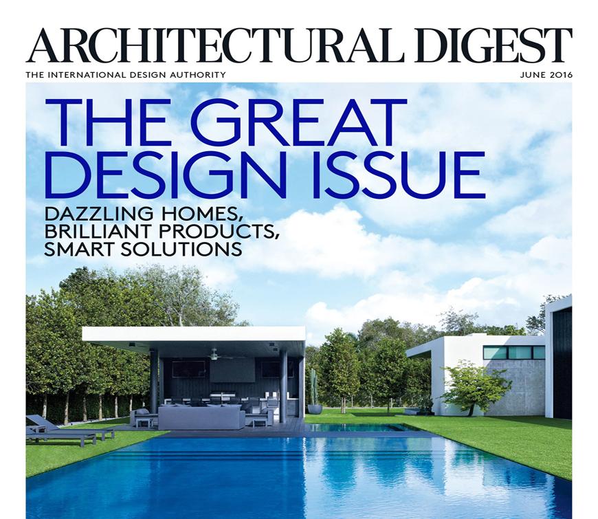 Best Interior Design Magazines: AD June