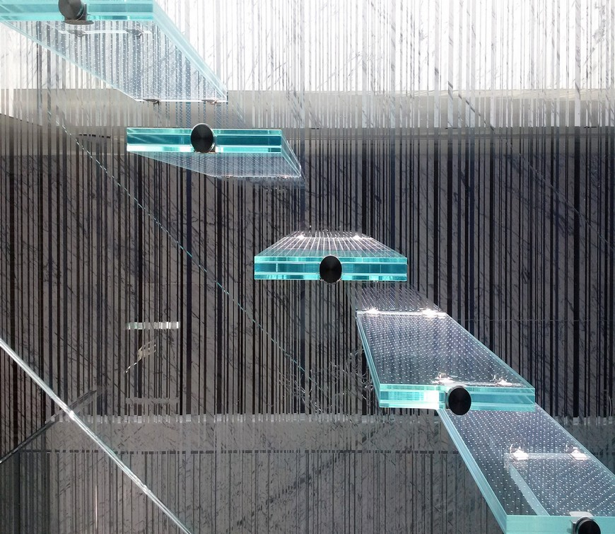 interior house design Interior House Design: Carpenter Lowings Creates Scary Glass Staircase glass stair skylight carpenter lowings hong kong china interiors dezeen 1568 3