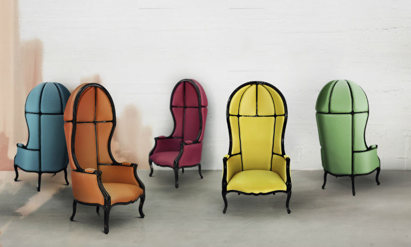 100 Fabulous Modern Chairs Trends To Inspire You (parte 1)