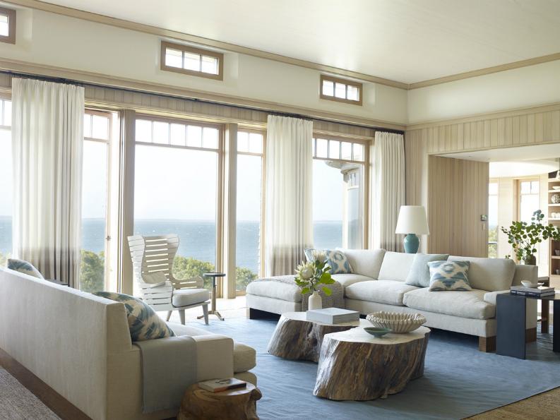 12 Spectacular Living Room Ideas by Ike Kligerman BarkleyOverlook House