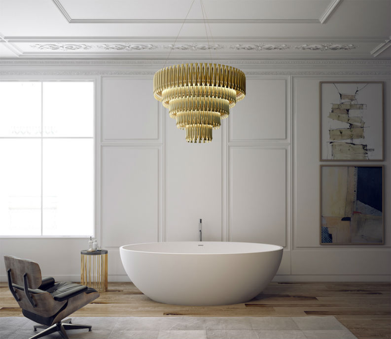20 Fabulous Wall Mirror Ideas for Luxury Bathrooms With Style
