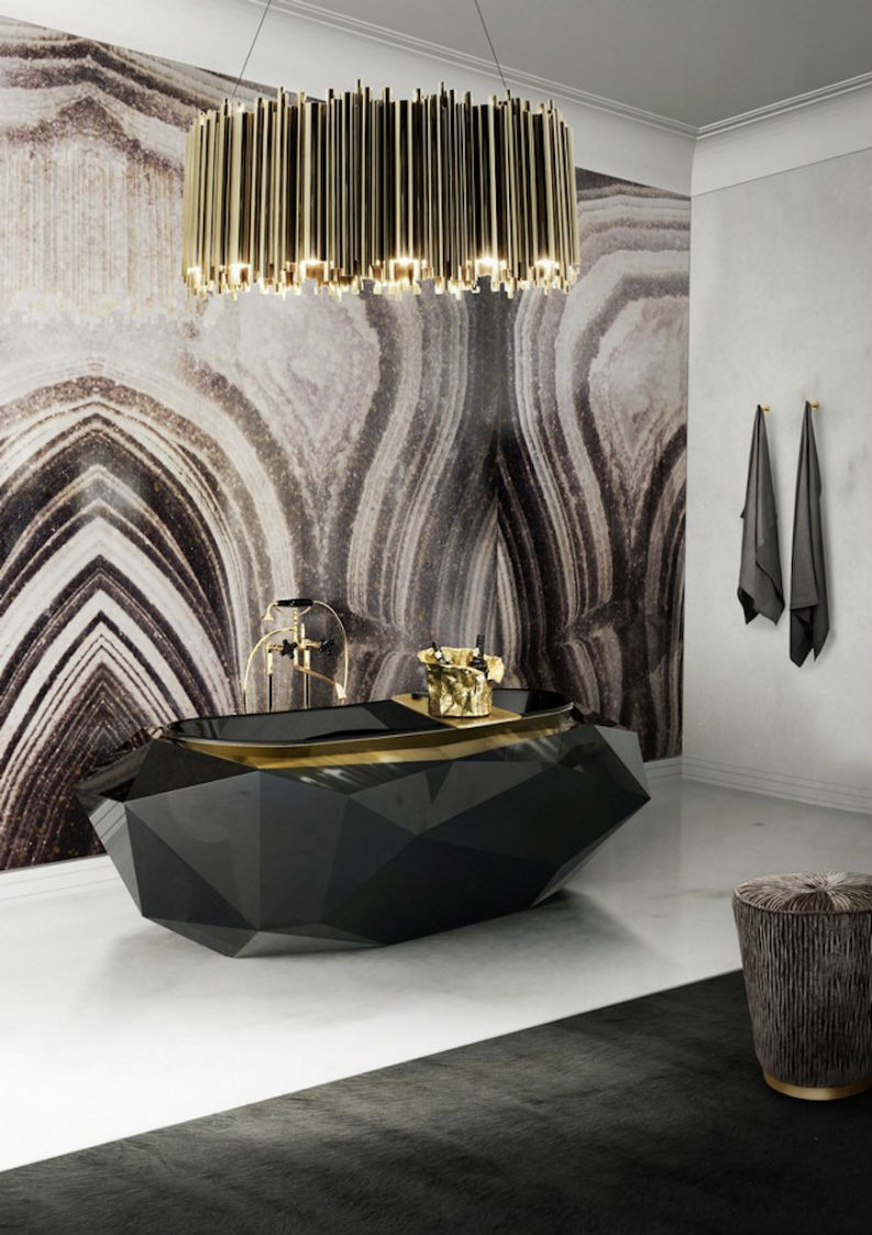 20 Fabulous Wall Mirror Ideas for Luxury Bathrooms With Style design furniture 20 Fabulous Design Furniture Ideas for Luxury Bathrooms With Style 20 Fabulous Wall Mirror Ideas for Luxury Bathrooms With Style 5