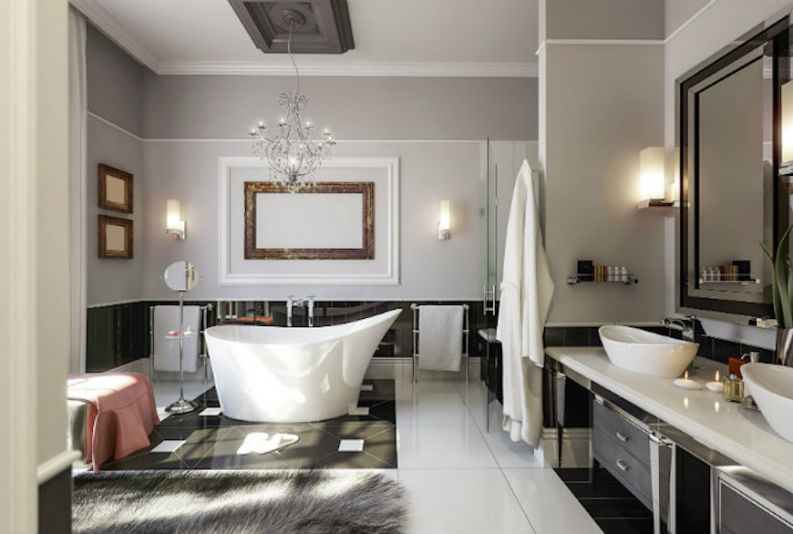 20 Fabulous Wall Mirror Ideas for Luxury Bathrooms With Style design furniture 20 Fabulous Design Furniture Ideas for Luxury Bathrooms With Style 20 Fabulous Wall Mirror Ideas for Luxury Bathrooms With Style 6