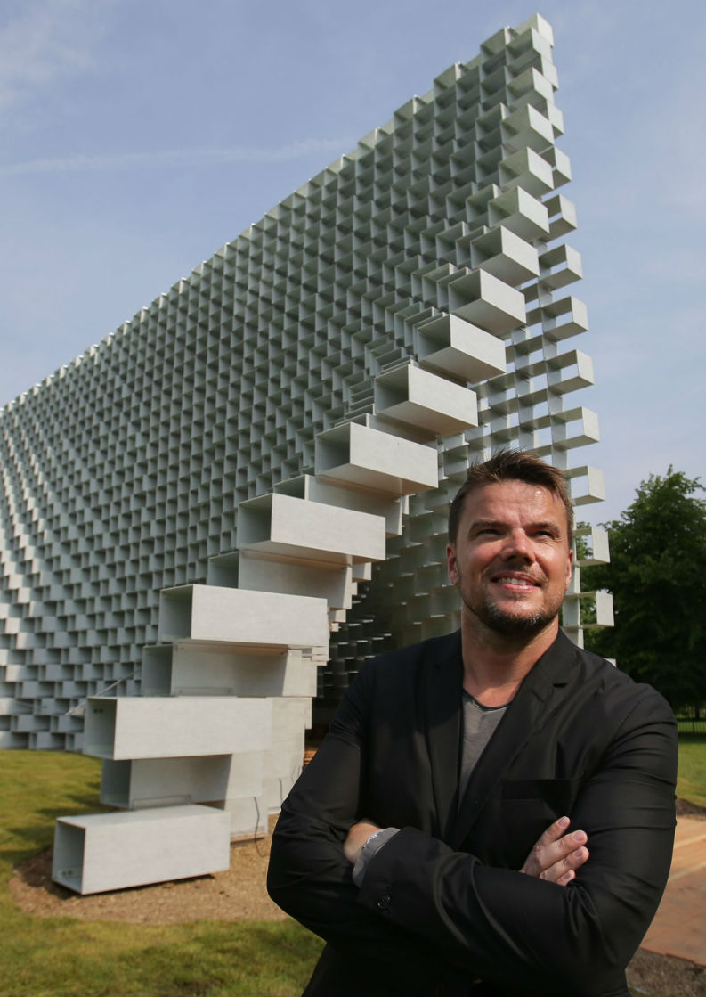 2016 Serpentine Gallery Pavilion Designed by Bjarke Ingels serpentine gallery pavilion 2016 Serpentine Gallery Pavilion Designed by Bjarke Ingels 2016 Serpentine Gallery Pavilion Designed by Bjarke Ingels