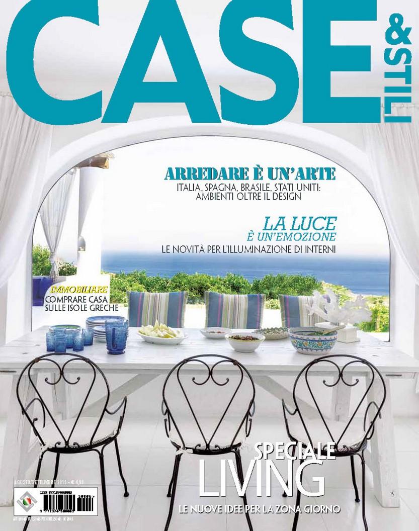 Case E Stili Design top 30 interior design magazines that you should read part ii