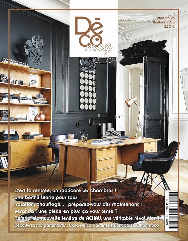 Get inspired reading the best interior design magazines Interiors and decor magazine