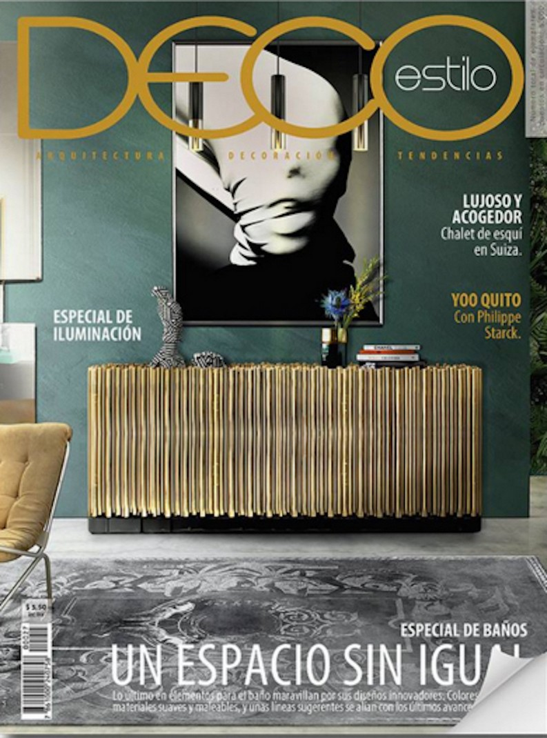 Get Inspired reading the best interior design magazines  best interior design magazines Get Inspired reading the best interior design magazines Deco Estilo Ecuador BL1 1