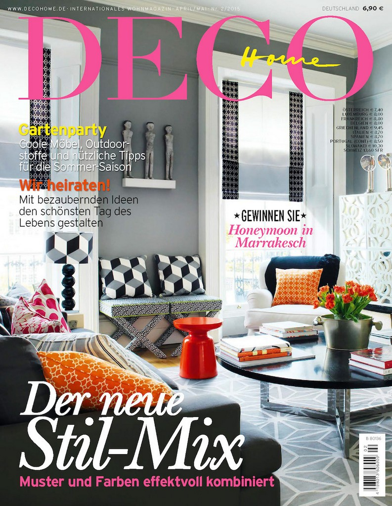 Get inspired reading the best interior design magazines for Deco design magazine