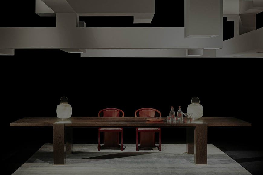 Armani Casa Dining Table Trocadero Tables From