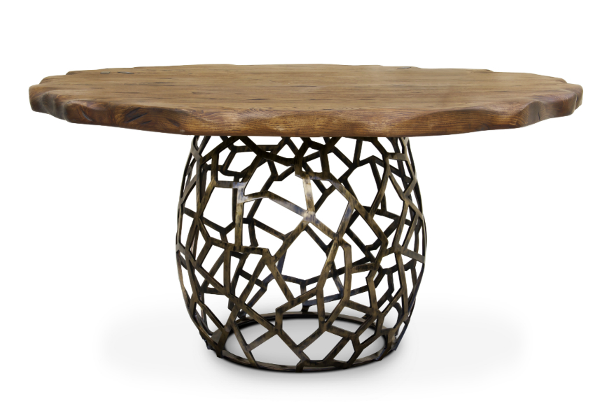 Dining tables inspirations for your interior design - BRABBU - Apis dining table dining tables inspirations Dining tables inspirations for your interior design Dining tables inspirations for your interior design BRABBU Apis dining table