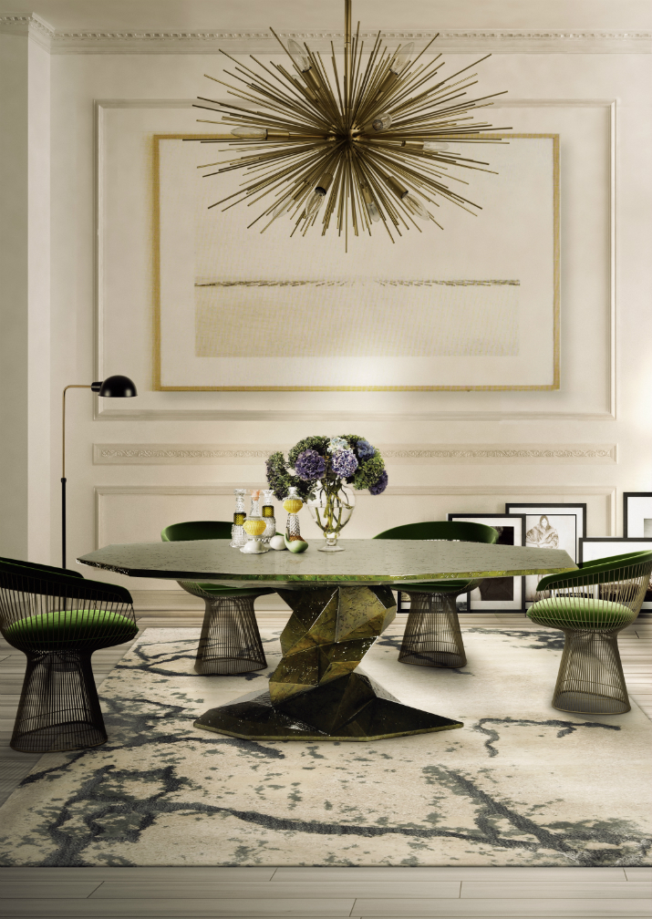 Dining tables inspirations for your interior design - Boca do Lobo - Bonsai dining tables inspirations Dining tables inspirations for your interior design Dining tables inspirations for your interior design Boca do Lobo Bonsai