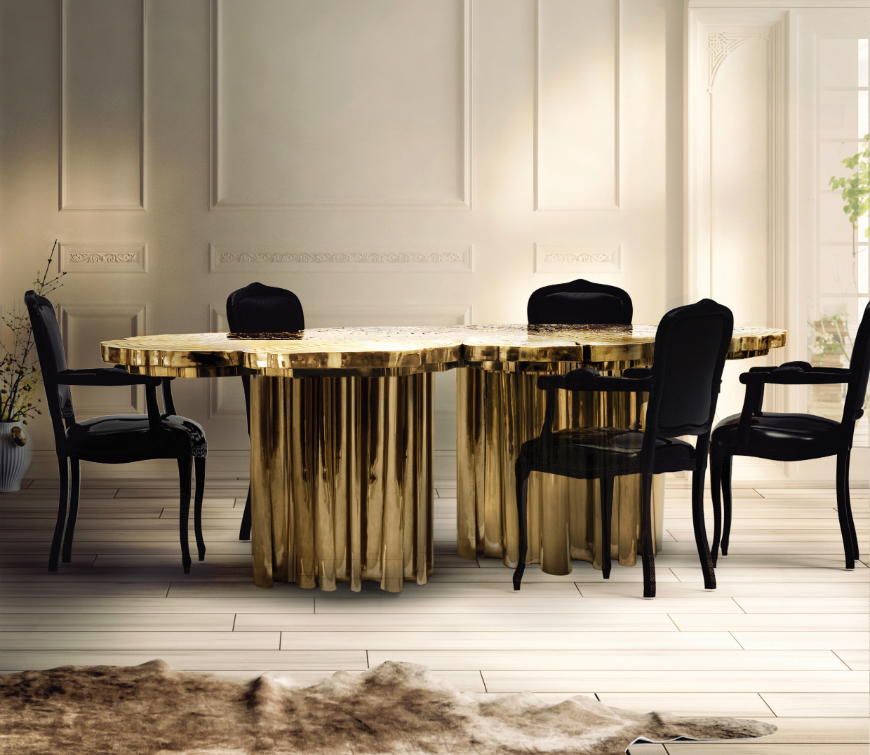 Dining Tables Inspirations For Your Interior Design Boca