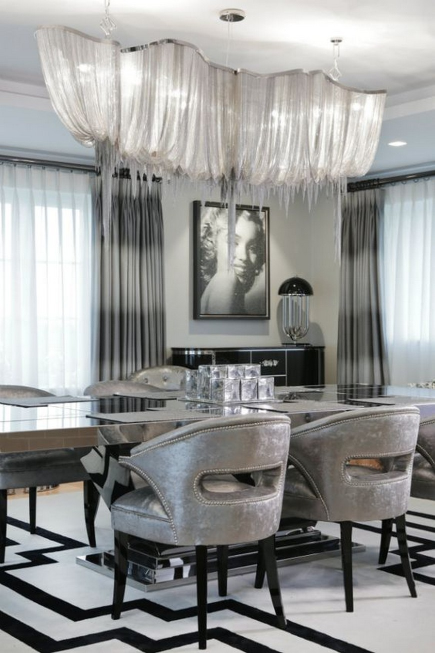 Peter Staunton Design 1 peter staunton PETER STAUNTON: A ROCK & ROLL CHIC APARTMENT IN LONDON Peter Staunton Design 1