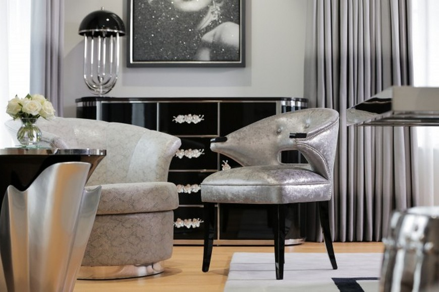 Peter Staunton Design 4 peter staunton PETER STAUNTON: A ROCK & ROLL CHIC APARTMENT IN LONDON Peter Staunton Design 4