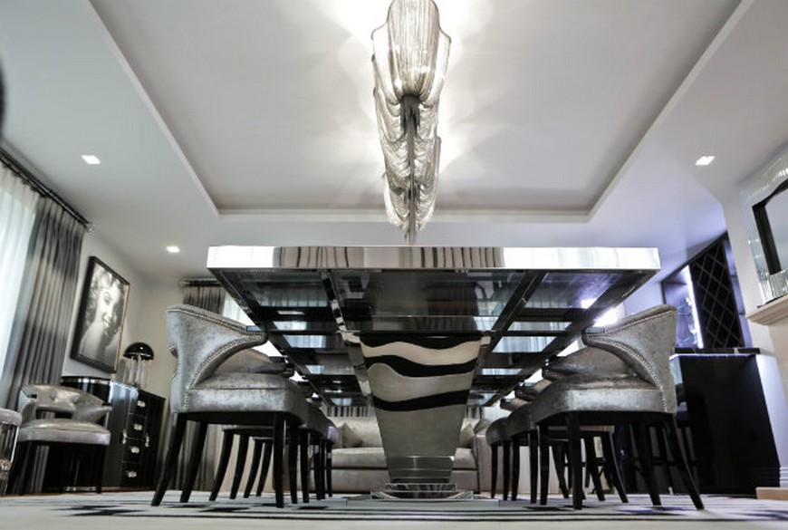 Peter Staunton Design 5 peter staunton PETER STAUNTON: A ROCK & ROLL CHIC APARTMENT IN LONDON Peter Staunton Design 5
