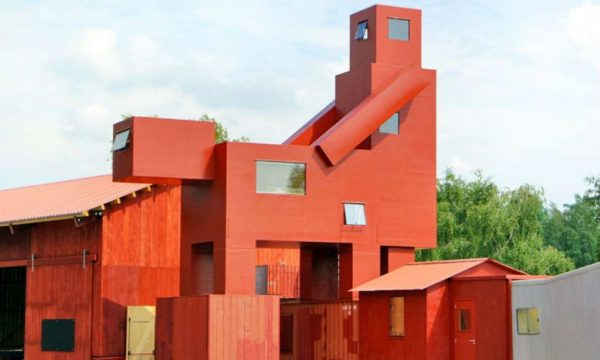 The Pornography of Modern Architecture