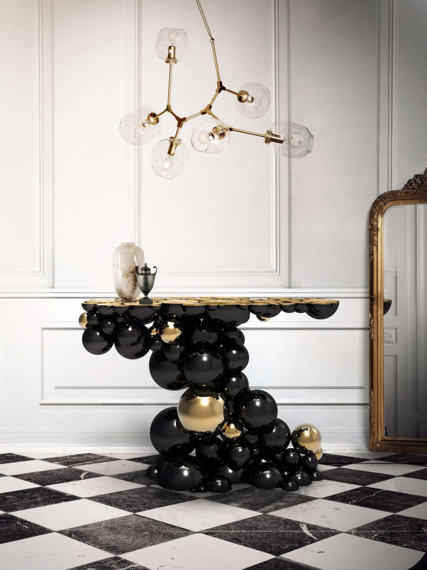 Covet House: The international design project covet house: the international design project Covet House: The international design project newton console limited edition boca do lobo 01