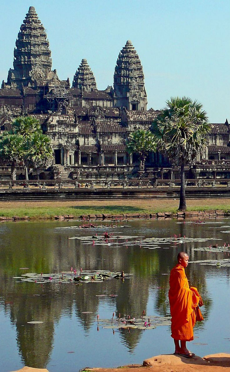 10 Not So Crowded Summer Vacations To See Before You Die summer vacations 10 Not So Crowded Summer Vacations To See Before You Die 10 Not So Crowded Summer Vacations To See Before You Die Angkor Thom     Baphuon Temple Cambodia