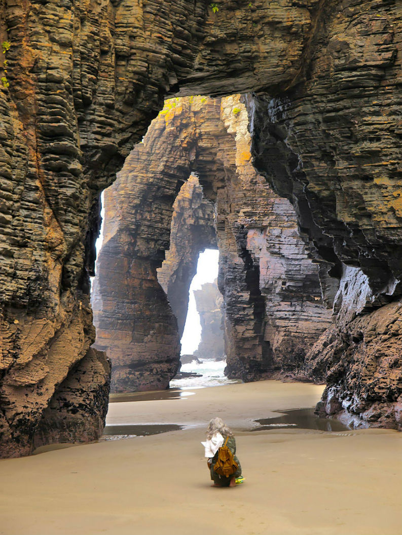 10 Not So Crowded Summer Vacations To See Before You Die summer vacations 10 Not So Crowded Summer Vacations To See Before You Die 10 Not So Crowded Summer Vacations To See Before You Die Cathedrals Beach Ribadeo Spain