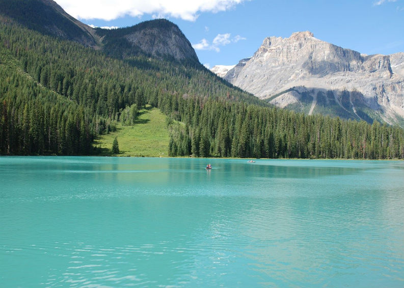 10 Not So Crowded Summer Holidays To See Before You Die summer vacations 10 Not So Crowded Summer Vacations To See Before You Die 10 Not So Crowded Summer Vacations To See Before You Die Emerald Lake Yoho National Park Canada