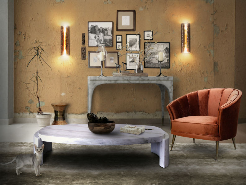 15 Trendy Rooms With Marble Décor That Will Bring Agra to You