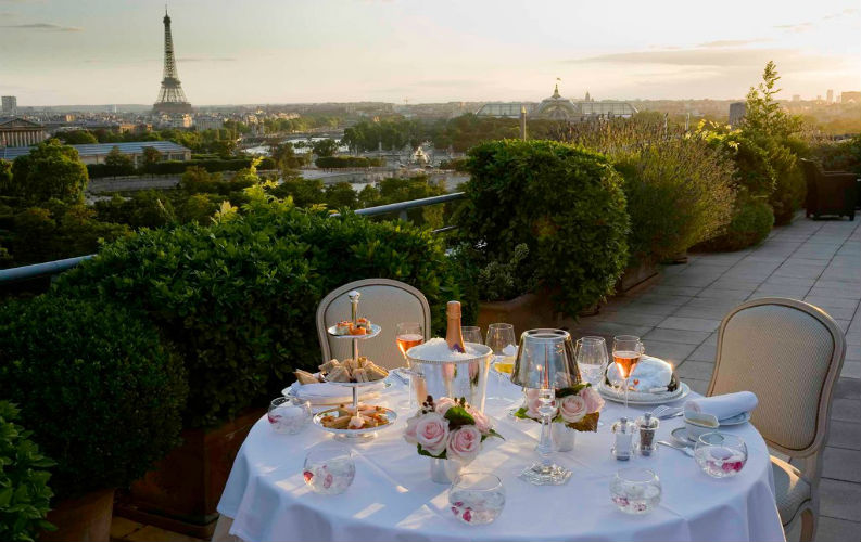 5 Best Restaurants in Paris For The Perfect Sunset8