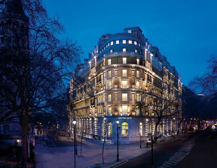 The best hotels in London for star spotting - Time Out London